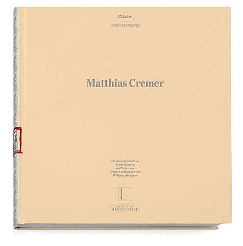 25 JAHRE Der STANDARD: Matthias Cremer