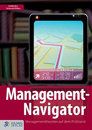 9783901880254: Management Navigator