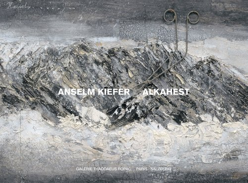 9783901935459: Anselm Kiefer: Alkahest