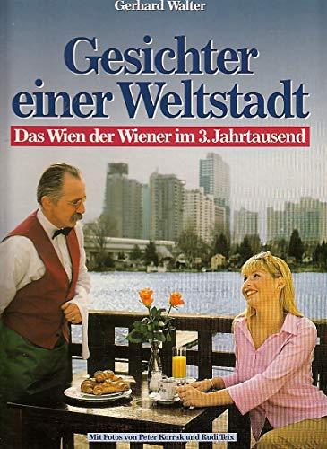 Gesichter einer Weltstadt: Walter, Gerhard:
