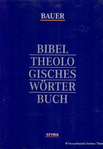 Bibel. Theologisches Wörterbuch.: Marböck, Johannes; Woschitz,