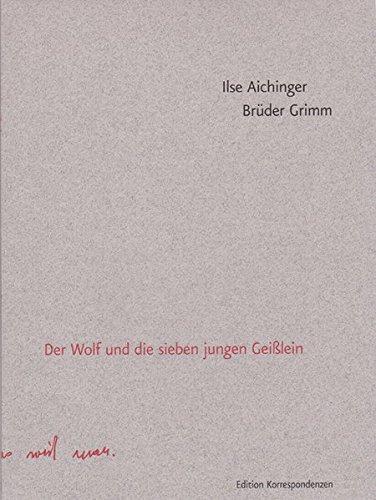 9783902113306: Der Wolf und die sieben jungen Geißlein