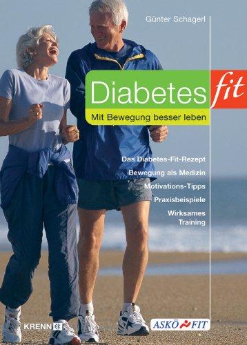 9783902351920: Diabetes fit: Mit Bewegung besser leben