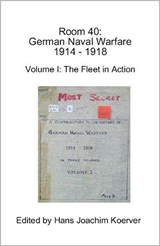 9783902433763: Room 40: German Naval Warfare 1914 - 1918.