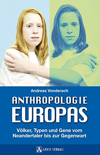 9783902475527: Anthropologie Europas