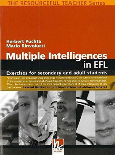 9783902504258: Multiple intelligences in EFL. Exercises for secondary and adult students. The resourceful teacher series