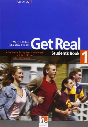 Get Real Students Book 1 with CD-ROM: Hobbs, Martyn and