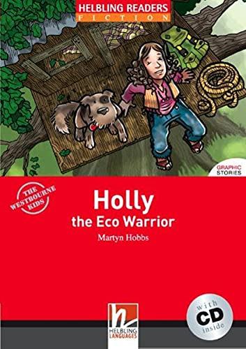 9783902504418: Holly the Eco Warrior (Level 2) with Audio CD