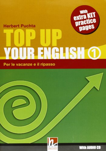 9783902504555: Top up your english. Student's book. Per la Scuola media. Con CD Audio: 1