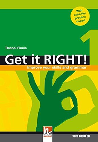 9783902504913: Get it right ! Improve your Skills Versione internazionale. Level 1: Student's book. Con CD-Audio