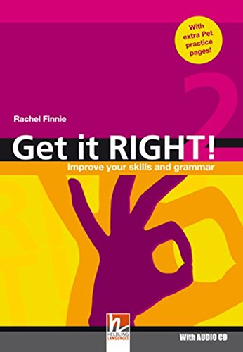 9783902504920: Get it Right! 2 Student's Book with Audio CD