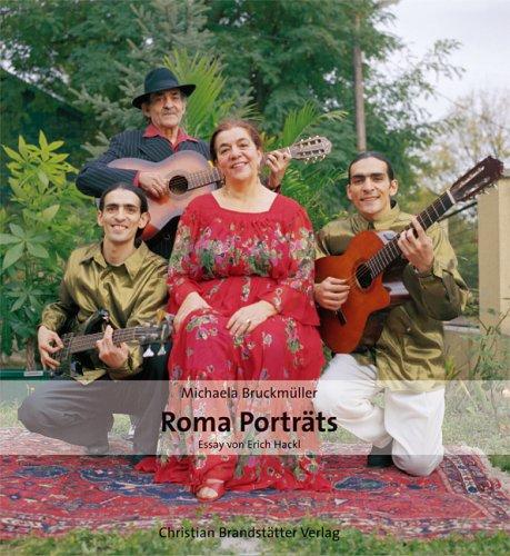 9783902510365: Roma Portr�ts: Mit einem Essay von Erich Hackl