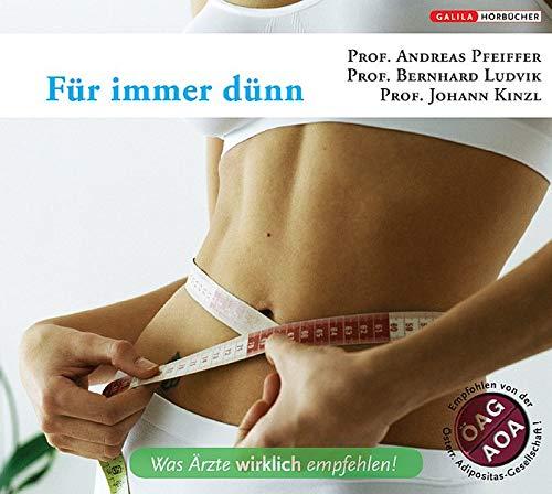 9783902533012: Für immer dünn. CD