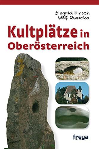 9783902540171: Heilige Plätze in Oberösterreich
