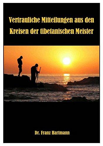 9783902640321: Vertrauliche Mitteilungen aus den Kreisen tibetanischer Meister