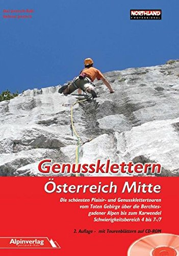 9783902656001: Genussklettern Österreich Mitte