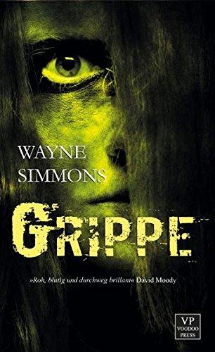 9783902802309: Grippe: Zombie-Roman