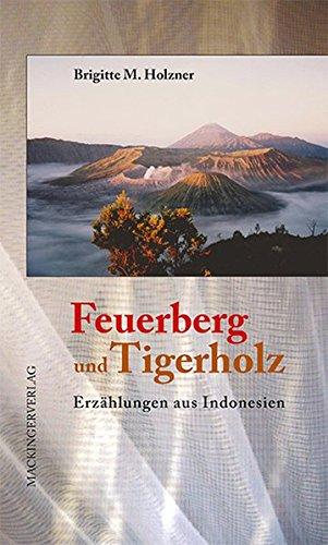 9783902964076: Feuerberg und Tigerholz: Erzählungen aus Indonesien