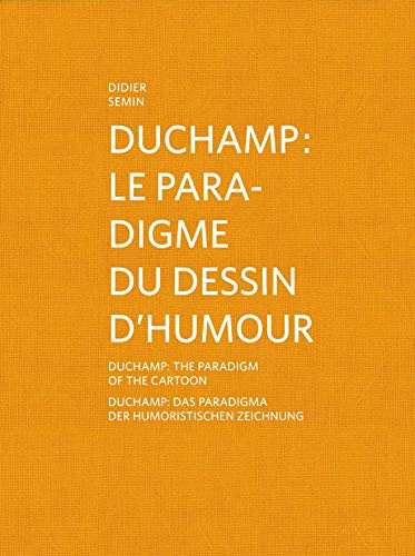 9783903004566: Duchamp: The Paradigm of the Cartoon