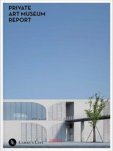 Private Art Museum Report (Paperback): Claire Bouchara