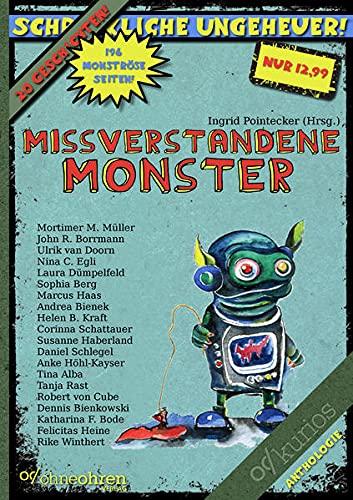 9783903006171: Missverstandene Monster