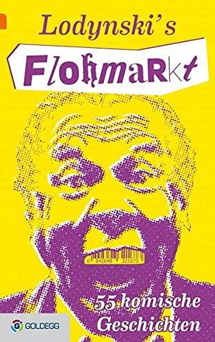 9783903090781: Lodynski's Flohmarkt: 55 komische Geschichten