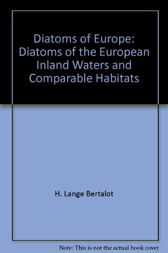 9783904144780: Diatoms of Europe: Diatoms of the European Inland Waters and Comparable Habitats. Volume 2: Navicula sensu stricto, 10 Genera Separated from Navicula sensu stricto, Frustulia. (Diatoms of Europe)
