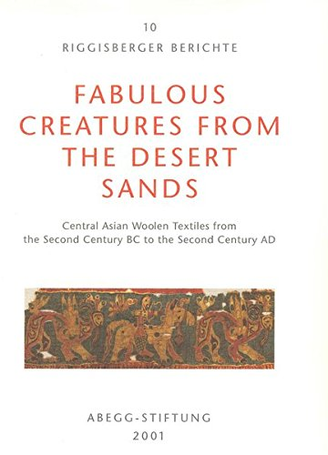 Fabulous Creatures from the Desert Sands. Central: Keller, Dominik and