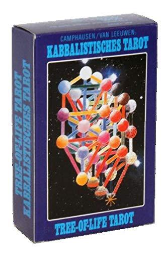 TREE-OF-LIFE TAROT/KABBALISTISCHES TARO: Camphausen & Van