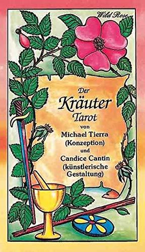9783905017212: Kräuter Tarot: 78 Karten u. einer Anleitung