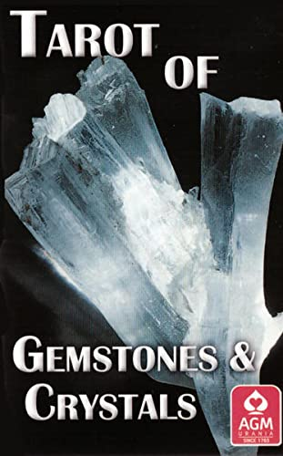 9783905017946: The Tarot of Gemstones and Crystals. Book and Deck of Cards