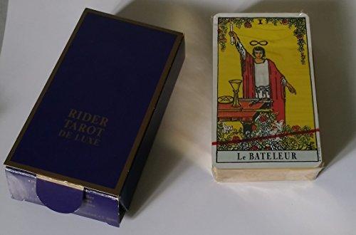 9783905021066: Rider Tarot de Luxe - le Jeu
