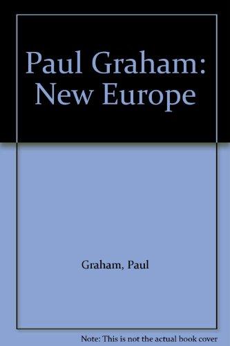 9783905080353: Paul Graham: New Europe