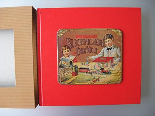9783905111064: Pressland's Blechspielzeuge Der Welt