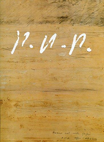 9783905130003: PIER PAOLO PASOLINI - ZEICHNINGEN UND GEMALDE.