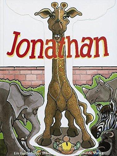 Jonathan by Petalas-Egloff, Claudia; Moos, Rolf von