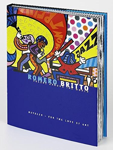 Romero Britto: Colors Around the World