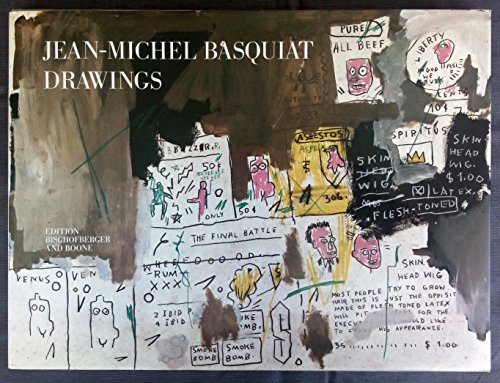 9783905173062: Jean-Michel Basquiat, drawings