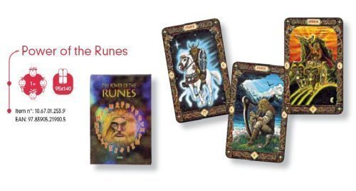 Power of the Runes Deck: Thomas Vomel (Voenix)