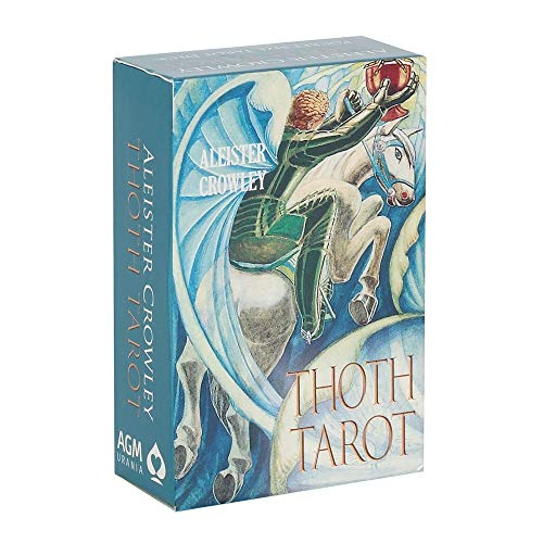 Aleister Crowley Thoth Tarot: Crowley, Aleister