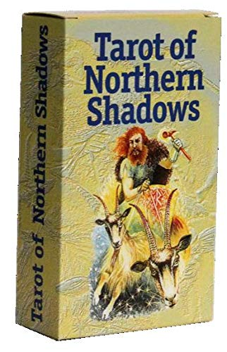 tarot des ombres nordiques ; northem shadows ; le jeu: Howard Rodway