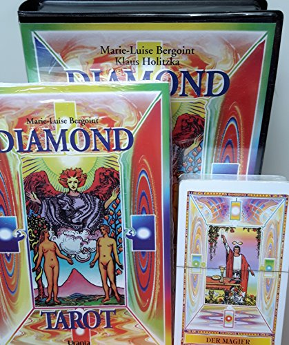 Diamond Tarot Deck: Marie-Louise Bergoint