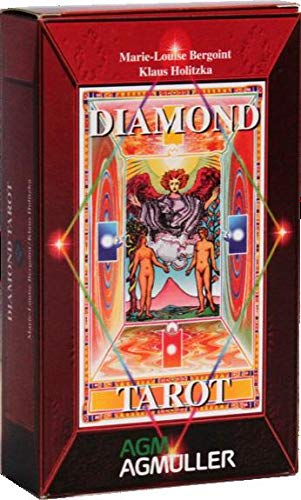 9783905219210: Diamond Tarot