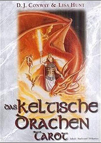 9783905219777: Tarotkarten, Das Keltische Drachen-Tarot, m. Anleitung