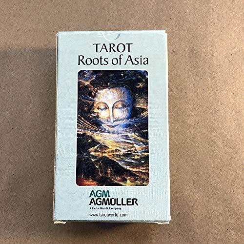 9783905219791: Tarot Roots of Asia (card deck)
