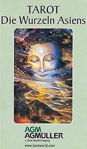 9783905219814: Tarot - Die Wurzeln Asiens 78 Karten mit Anleitungsbuechlein