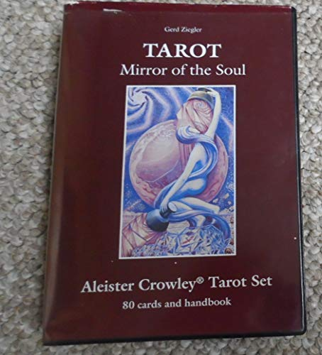 Tarot Mirror of the Soul Aleister Crowley: Crowley,Aleister