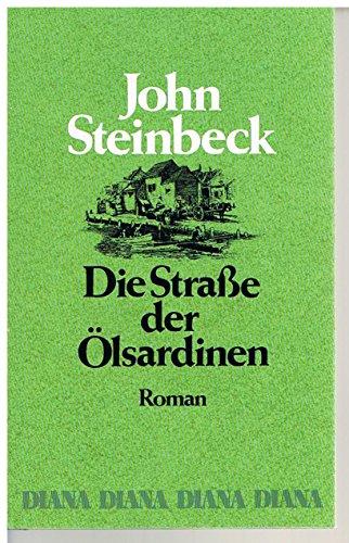 9783905414066: Die Straße der Ölsardinen. Roman