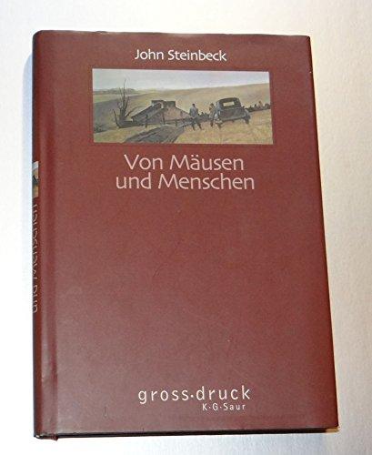 Von Mäusen und Menschen: Steinbeck, John