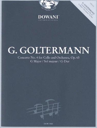 Goltermann: Concerto No. 4 for Cello and: Editor-Josef Hofer; Composer-Julius